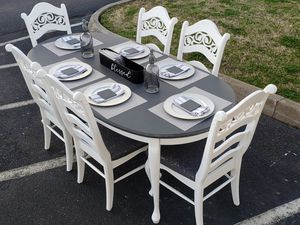 Dining table and chairs for Sale in Virginia Beach, VA