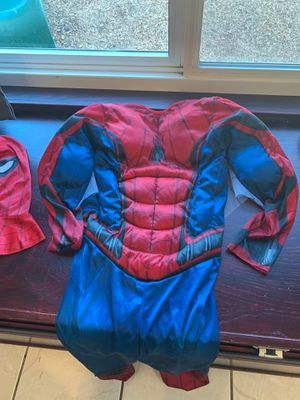 Spider-Man Halloween costume kids Large for Sale in Riverside, CA