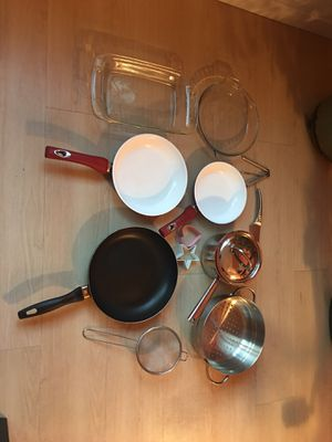 Pans and other cookware for Sale in Portland, OR