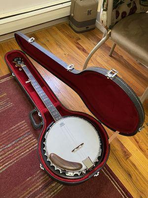 Vintage Hondo Banjo 5 string for Sale in Brooklyn, NY