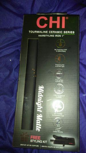 Chi hair straightener for Sale in Warren, MI