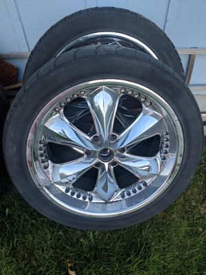 Rims tires for Sale in Portland, OR