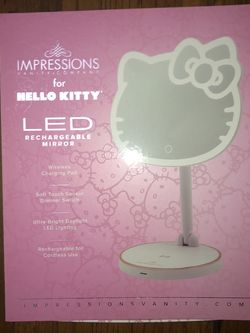 Impressions Vanity Hello Kitty LED Mirror for Sale in Los Angeles,  CA