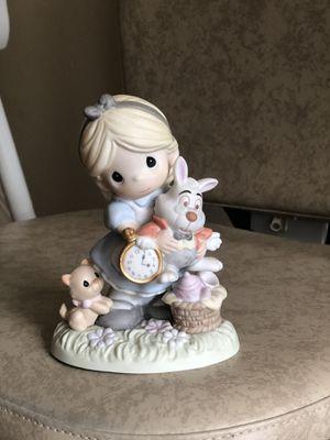 Alice in Wonderland Precious Moments figurine for Sale in Tampa, FL