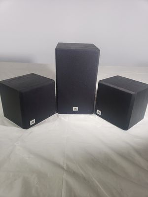 JBL G Movies Surround System Black ●●TESTED ●● for Sale in Downey, CA