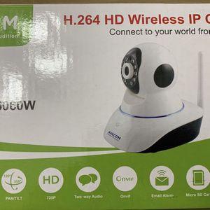 Wireless IP HD camera - Avacom - New in Box for Sale in Chula Vista, CA