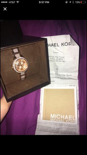 New gold MK watch for Sale in Fresno, CA