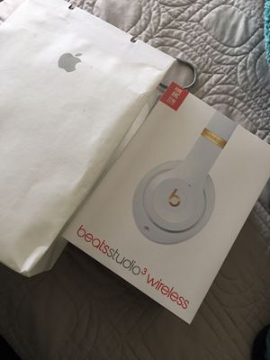Beats Studio3 wireless headphones for Sale in New Hill, NC