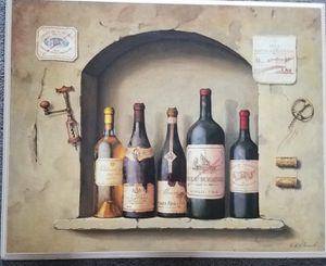 Fabrice de Villeneuve Chateau Lascombes Wall Art Picture print for Sale for sale  Piscataway Township, NJ