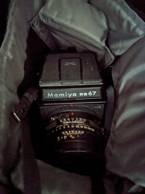 Mamiya rb67 film camera for Sale in Citrus Heights, CA
