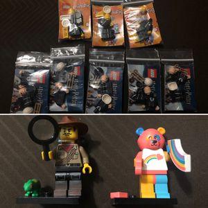 Lego Minifigures for Sale in Huntington Beach, CA