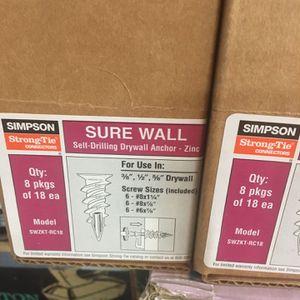 Drywall Screws for Sale in Modesto, CA