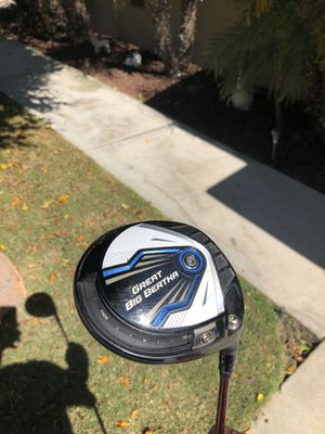 Callaway Great Big Bertha Driver for Sale in Westminster, CA