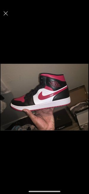 Air Jordan bred toe 1 for Sale in Austin, TX