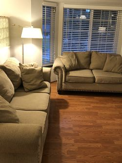 Couch and love Seat for Sale in Seattle,  WA