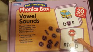 Education phonics games for toddlers for Sale in Glendale Heights, IL