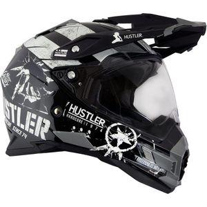 New dual sport adventure motorcycle helmet off road helmet $110 for Sale in Whittier, CA