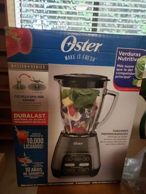 New Oster Blender for Sale in Los Angeles, CA