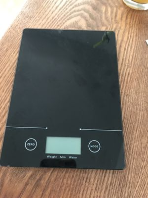 Digital kitchen scale for Sale in Langhorne, PA