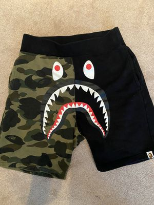 Authentic Bape Camouflage Shorts for Sale in Philadelphia, PA