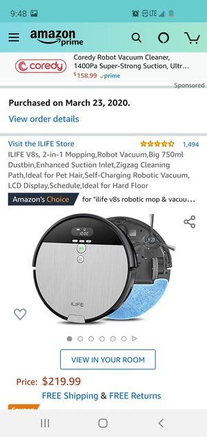 Life Vacuum an Mop for Sale in Hampton, VA
