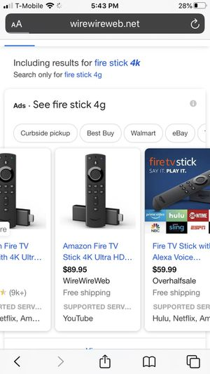 Fire stick for Sale in Lakewood, WA