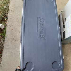 Coleman 150 qt 248 can cooler blue for Sale in Mesa, AZ
