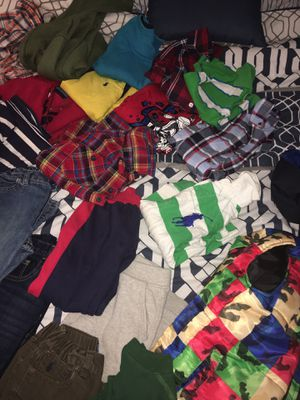 Gently used clothing Polo Nautica Childrens Place Levis for Sale in NEW KENSINGTN, PA