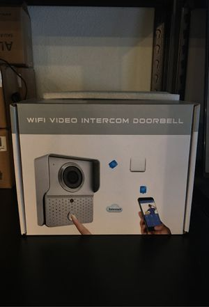 WiFi video intercom door bell for Sale in Tumwater, WA