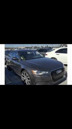 Audi a6 part out 2014 for Sale in Schaumburg, IL