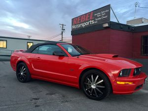 2005 Ford Mustang GT convertible for Sale in North Las Vegas, NV