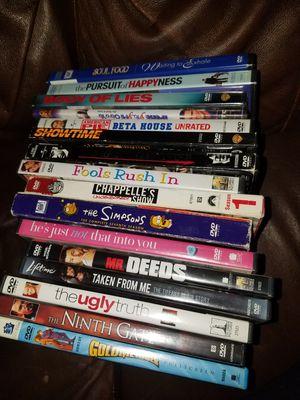 Random DVD Movies for Sale in Scottsdale, AZ