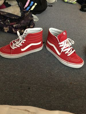 High top vans size 10 for Sale in Sebring, FL