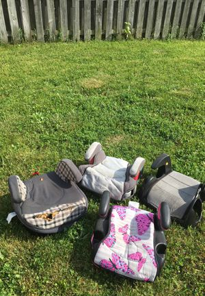 Booster Seats for Sale in Sterling Heights, MI
