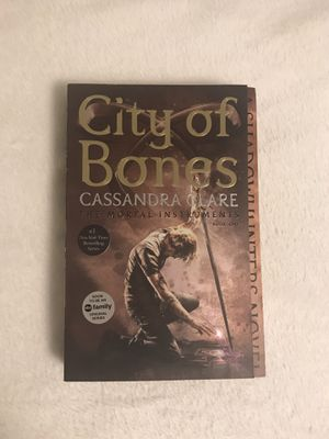 City of Bones by Cassandra Clare (TMI series) for Sale in Tacoma, WA