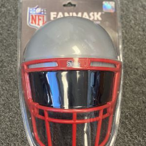 NFL New England Patriots FanMask Helmet New for Sale in Riverside, CA