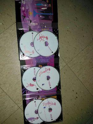 Colecsion de la pantera roza$15 for Sale in Manassas, VA