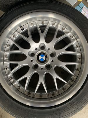 BMW 17x8 BBS Style 42 Rims for Sale in Gresham, OR