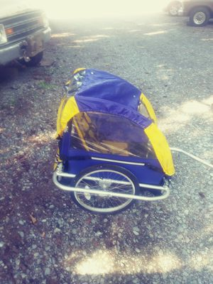 BELL bike trailer for Sale in Puyallup, WA