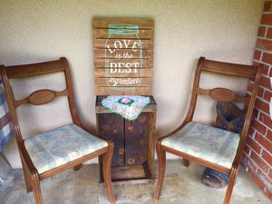 Antique colonial chair for Sale in Fresno, CA