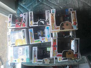 Funko pops for Sale in Dallas, TX
