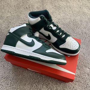 Nike Dunk High Spartan Green Size 11 for Sale in Murfreesboro, TN