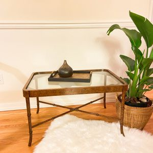 Vintage 1950s' Bamboo Coffee Table for Sale in SeaTac, WA