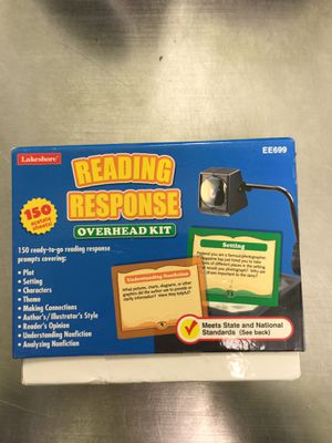 Reading Response Overhead Kit for Sale in Matawan, NJ