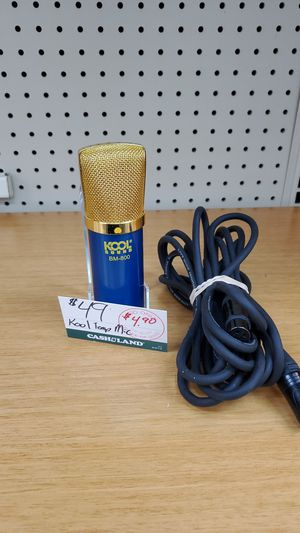 Kool Sound microphone for Sale in Valley View, OH