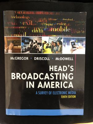 Head's Broadcasting in America for Sale in Long Beach, CA