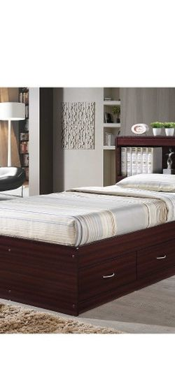 Twin Size CAPTAIN Bed With Storage for Sale in Wickliffe,  OH