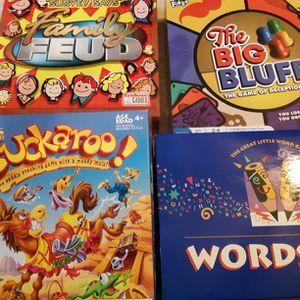 Family Game Night for Sale in Chesapeake, VA