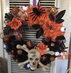 Halloween Wreaths for Sale in Los Angeles, CA