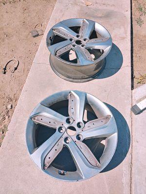 Hyundai veloster wheel pair for Sale in Hemet, CA